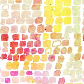 animal print snake skin  yellow