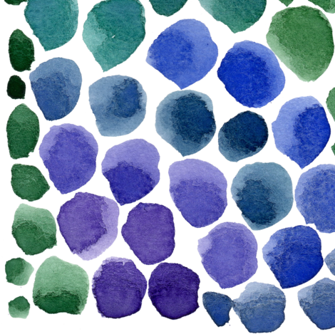 the secret garden fabric by rosemaryanndesigns on Spoonflower - custom fabric