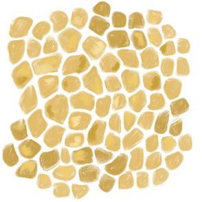 Giraffe Blocks - larger scale - white