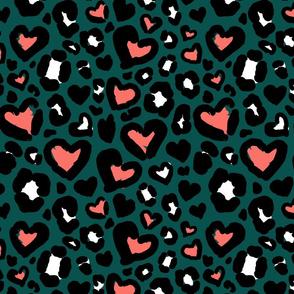love leopard B