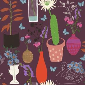 Romantic Botanic – Plum
