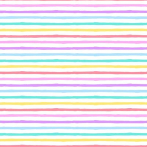 easter stripes brights - LAD19