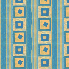 ocean sand stripes
