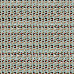 Sushi Otter_1.5 Inch