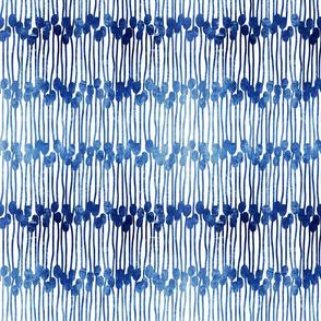 Modern Blue Stems