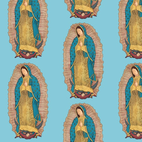 Large Our Lady of Guadalupe