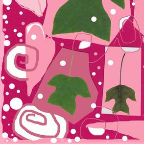 Poplar Fabric Wallpaper Home Decor Spoonflower