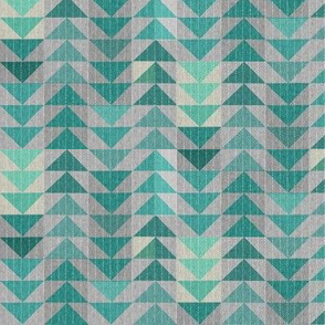 Tribal Quilt (turquoise) SML