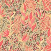 Tropical Animal Print