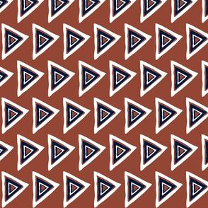 rust-navy-white triangle-34