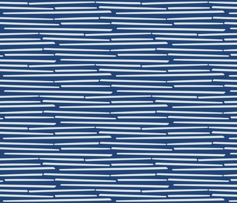 blue sticks fabric by mrshervi on Spoonflower - custom fabric