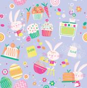 Easter Bake (lavender)