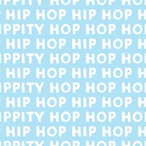 HIP HOP - easter - blue - LAD19
