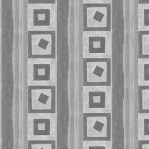 graphite sand stripes
