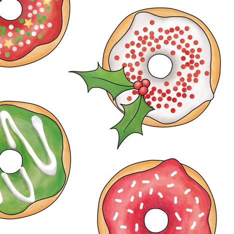 Rchristmas_donuts_red-greenv2_5inch_300orig_hazelfishercreations_shop_preview