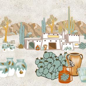 Desert Modern Adobe