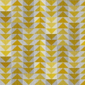 Tribal Quilt (yellow) SML
