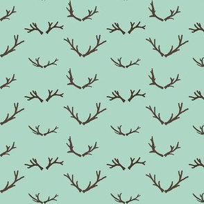 Branching Antlers | The Long Winter