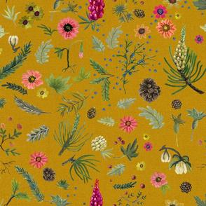 boho botanica - saffron