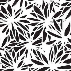 Wild Floral - White