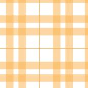 Cottage Check simplified citrus