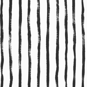 Thin Stripe soft black-rotate