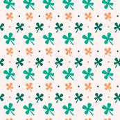 St. Pat's Shamrocks (dark green)