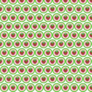 Itty Bitty Strawberry Dots