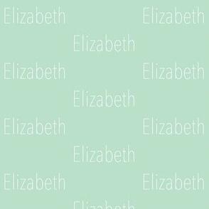 Elizabeth - Mint