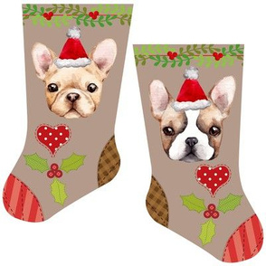 Mini dog stocking