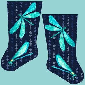 Mini dragonflies stocking