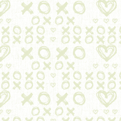 XOXO Love V.01 Light Moss Green