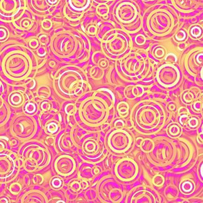 pink lemonade raindrops