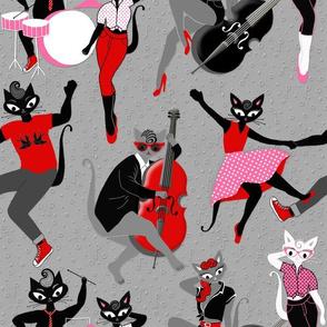 Rockabilly Cats