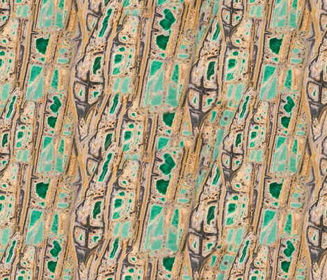 Variscite Seamless fabric by snaphappyscientist on Spoonflower - custom fabric