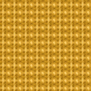 Web Weave ~ Gold