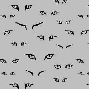 Wild Cat Eyes: Grey