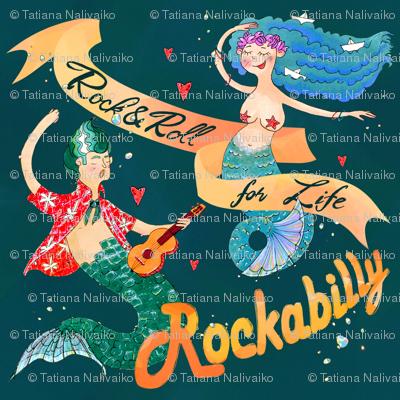 Rockabilly under the sea