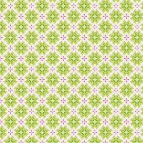 F-GreenDiagonalPattern