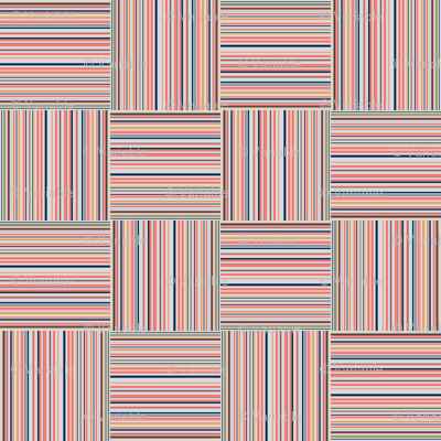 striped squares