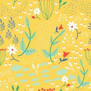 Desert Botanicals Mustard