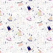 Carneval pattern