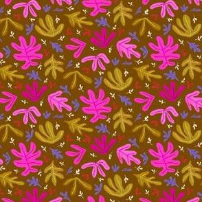 Matisse in Olive