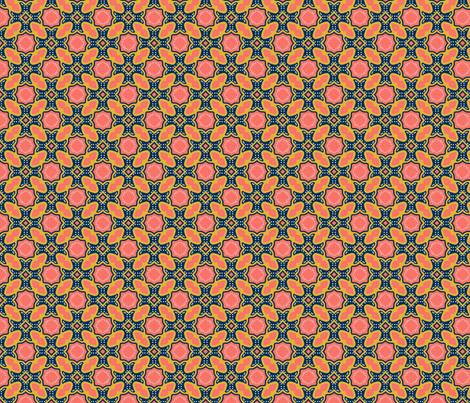 Limited Palette #2 fabric by mammajamma on Spoonflower - custom fabric