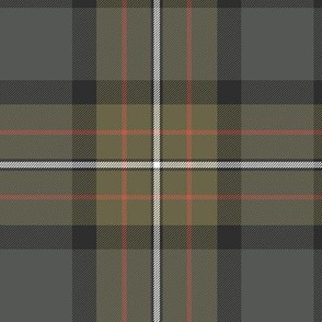 "Ferguson Ancient / Ferguson of Atholl tartan, 6"" weathered colors"