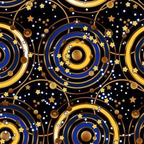 Star Chart Sci-Fi