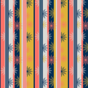 Stripes and Swirls Limited Color Palette
