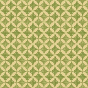 Owen Jones Quilt - Chinese 40 - green