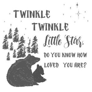 """9"""" Twinkle Twinkle Little Star"""