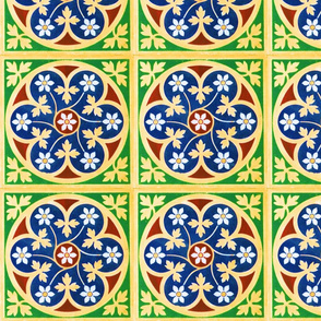 Tile with 6 Lobes